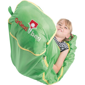 Grüezi-Bag Grow Colorful Sovepose Børn, apple